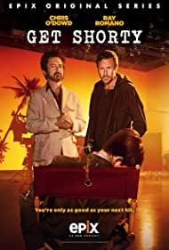 Ray Romano and Chris O'Dowd in Get Shorty (2017)