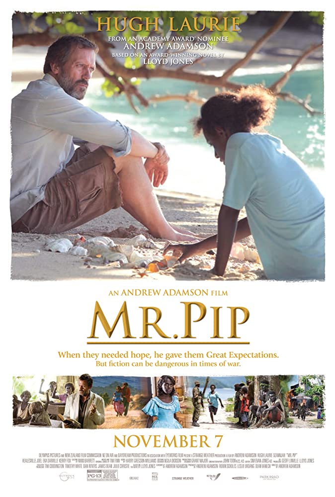 Ponas Pipas (2012) online
