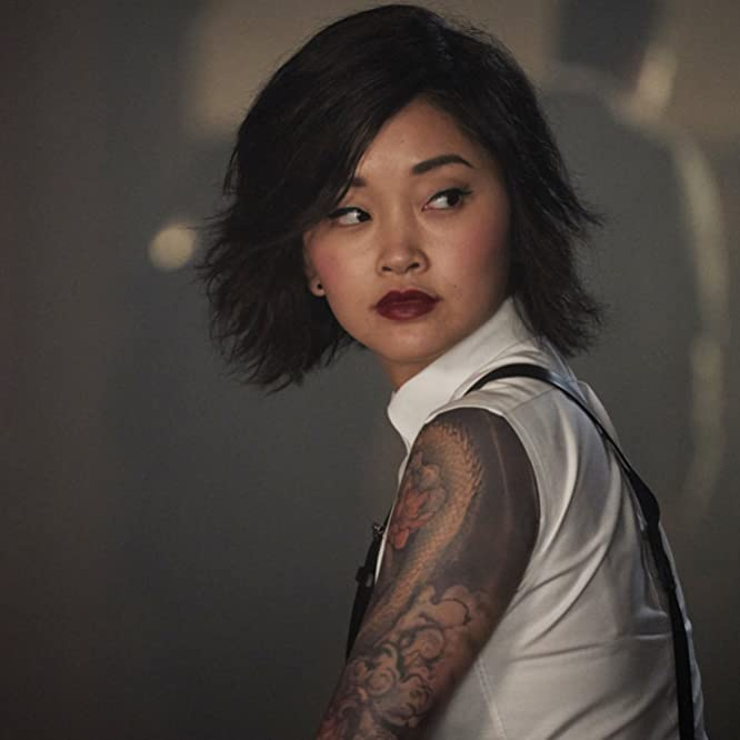 Lana Condor in Deadly Class (2018)