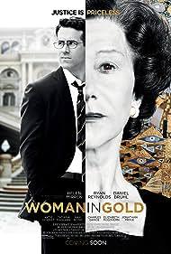 Helen Mirren and Ryan Reynolds in Woman in Gold (2015)