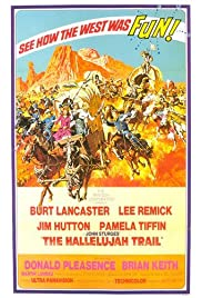 Download The Hallelujah Trail (1965) Movie