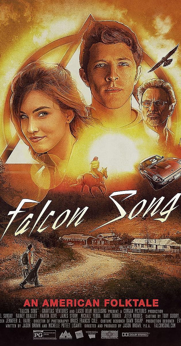 Subtitle of Falcon Song