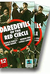 Primary photo for Daredevils of the Red Circle