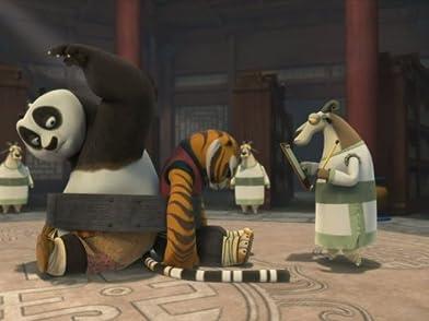 Kung Fu Panda: Legends Of Awesomeness Vol.12กังฟูแพนด้า ตำนานปรมาจารย์สุโค่ย! ชุด 12