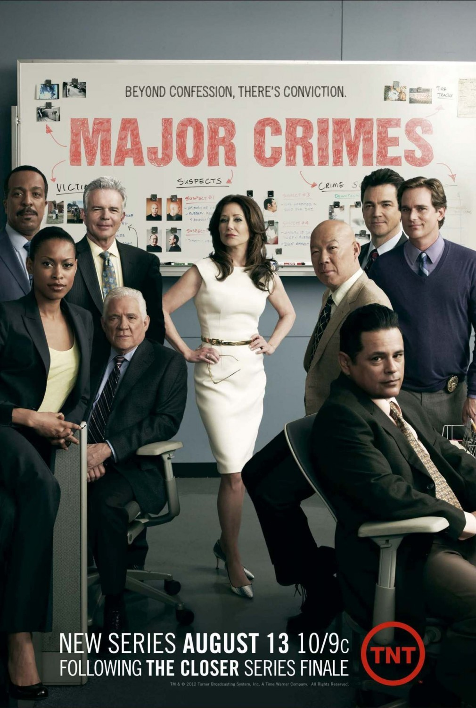Major Crimes (TV Series 2012–2018) - IMDb