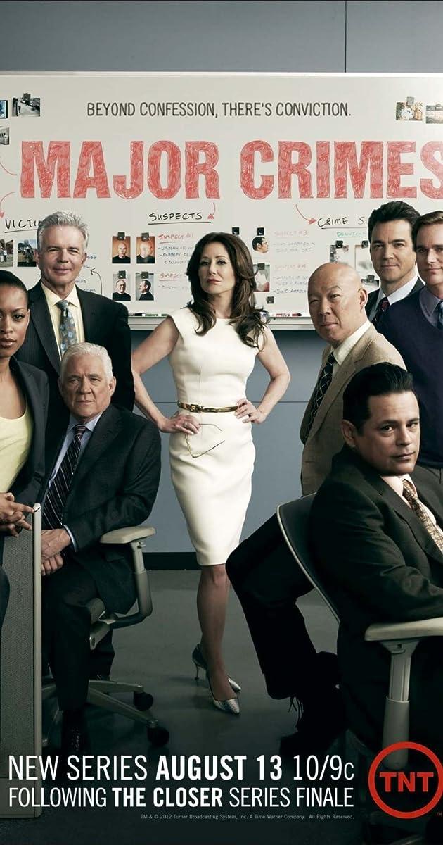 Major Crimes Season 5 Imdb