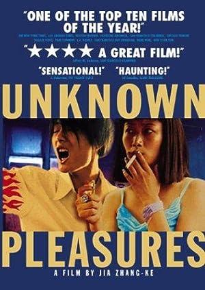 Zhangke Jia Unknown Pleasures Movie