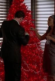 Sanaa Lathan and Julian McMahon in Nip/Tuck (2003)