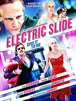 Thriller Electric Slide Movie