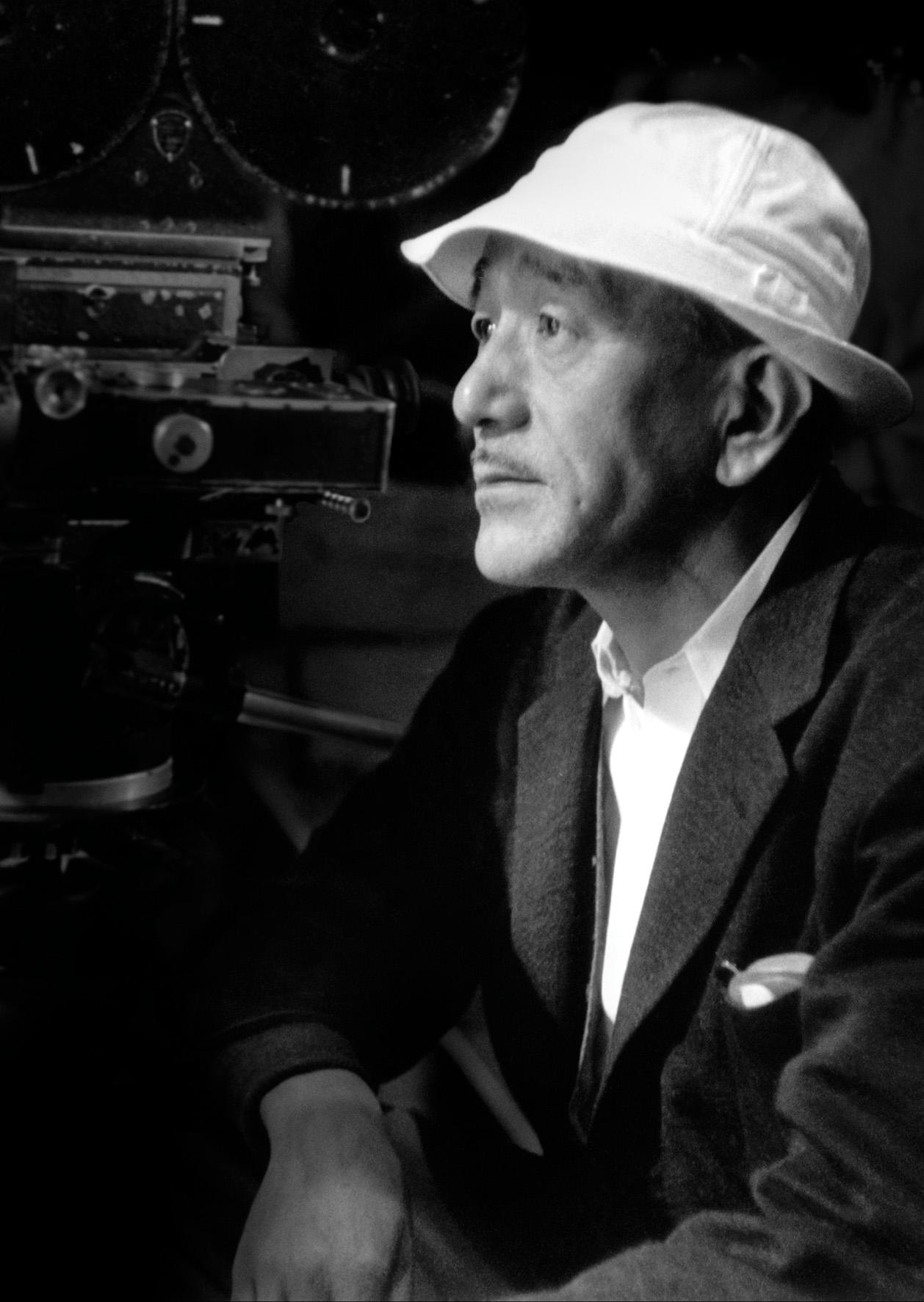 Yasujirô Ozu in Higanbana (1958)