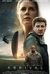 Forest Whitaker, Amy Adams, and Jeremy Renner in Arrival (2016)