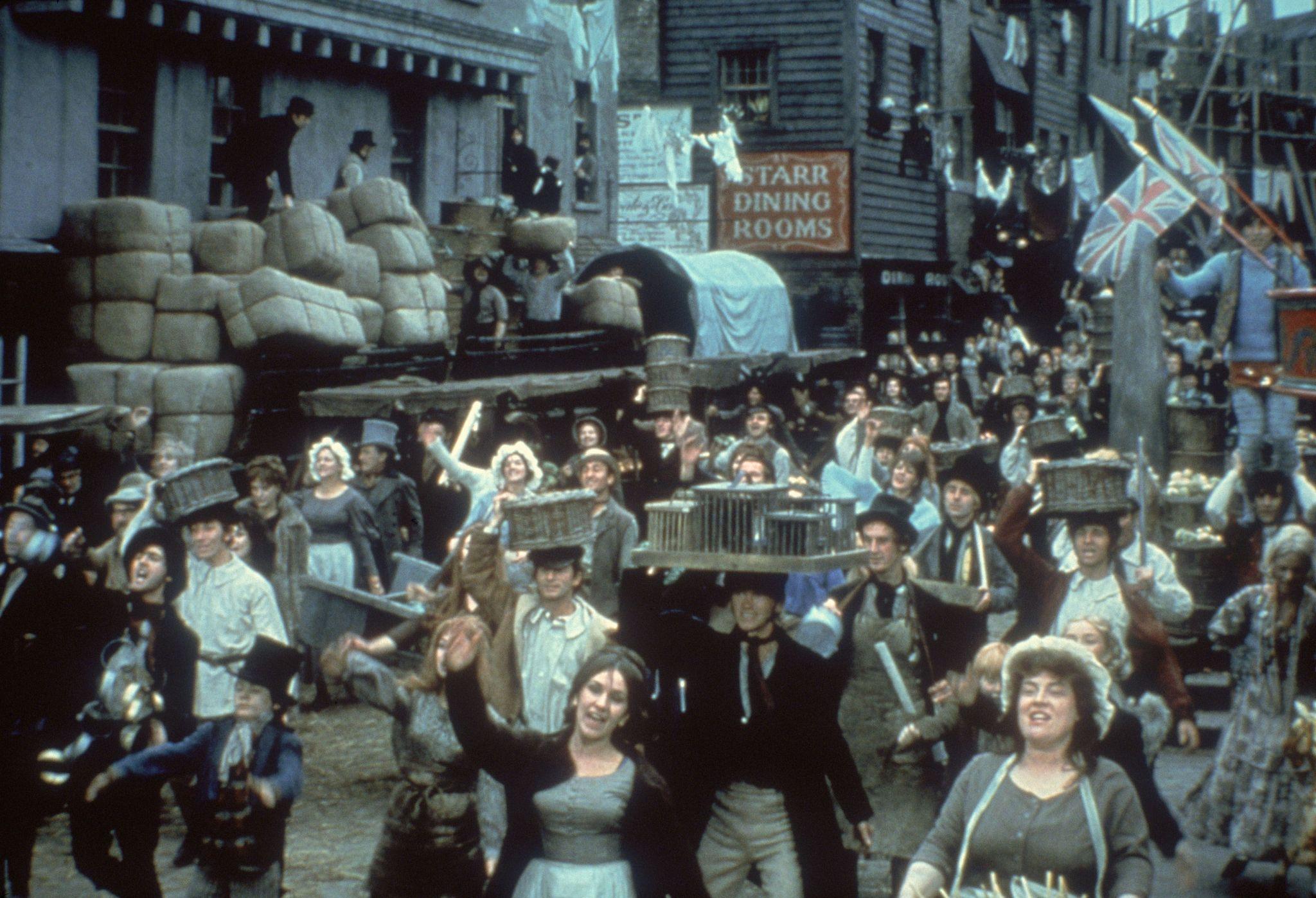 Jack Wild in Oliver! (1968)