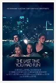 Demetri Martin, Kyle Bornheimer, Mary Elizabeth Ellis, and Eliza Coupe in The Last Time You Had Fun (2014)