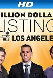 Million Dollar Listing Los Angeles Poster