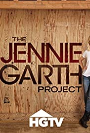 The Jennie Garth Project Poster