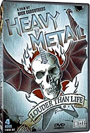 Heavy Metal: Louder Than Life(2006) Poster - Movie Forum, Cast, Reviews