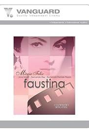 Faustina Poster