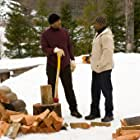 Michael Jai White and Tyler Perry in Why Did I Get Married? (2007)