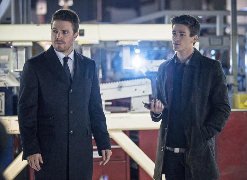 "Arrow"" The Scientist (TV Episode 2013) - IMDb"