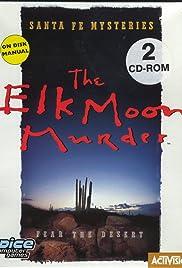 Santa Fe Mysteries: The Elk Moon Murder Poster
