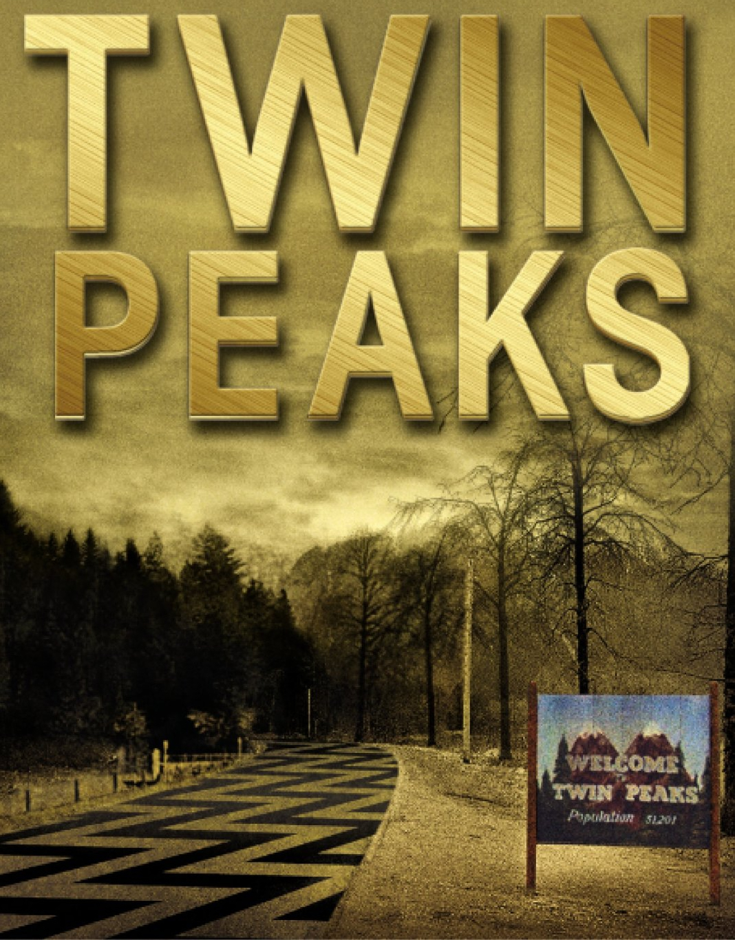 Twin Peaks Season 1 COMPLETE BluRay 480p, 720p & 1080p