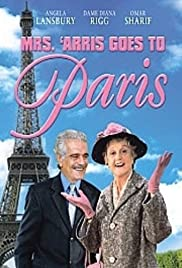 Mrs. 'Arris Goes to Paris Poster