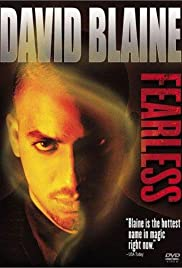 David Blaine: Fearless Poster