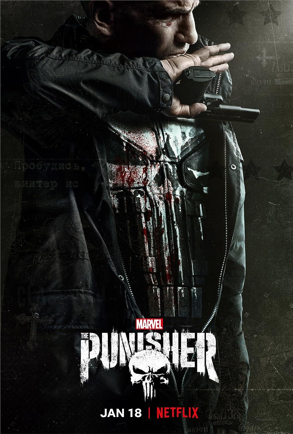 The Punisher (TV Series 2017–2019) - IMDb