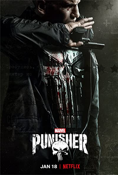 The Punisher Season 1 COMPLETE WEBRip 480p, 720p & 1080p
