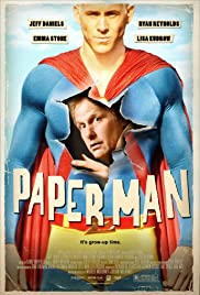 Paper Man Poster