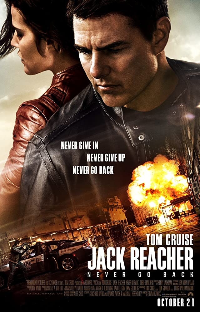 Jack Reacher: Never Go Back - Geëmbed van imdb.com