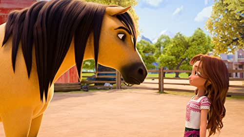 An epic adventure about a headstrong girl longing for a place to belong who discovers a kindred spirit when her life intersects with a wild horse, Spirit Untamed is the next chapter in the beloved story from DreamWorks Animation.