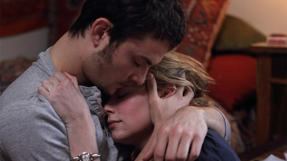 Shiloh Fernandez and Haley Bennett in Deep Powder (2013)