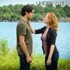 Marg Helgenberger and Alexander Koch in Under the Dome (2013)