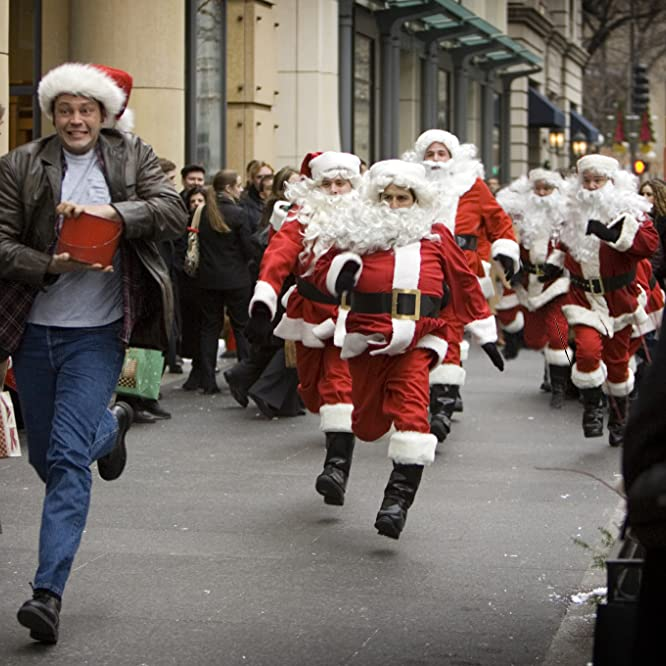 Vince Vaughn in Fred Claus (2007)