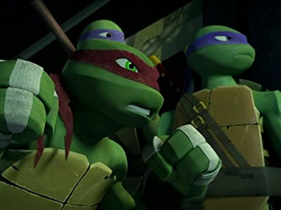 Herunterladbare hohe Filmqualität Teenage Mutant Ninja Turtles: Parasitica  [4k] [hd1080p] [1280p] by Pete Goldfinger (2013)