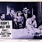Jane Adams, Phil Arnold, Johnny Duncan, Robert Lowery, and Lyle Talbot in Batman and Robin (1949)