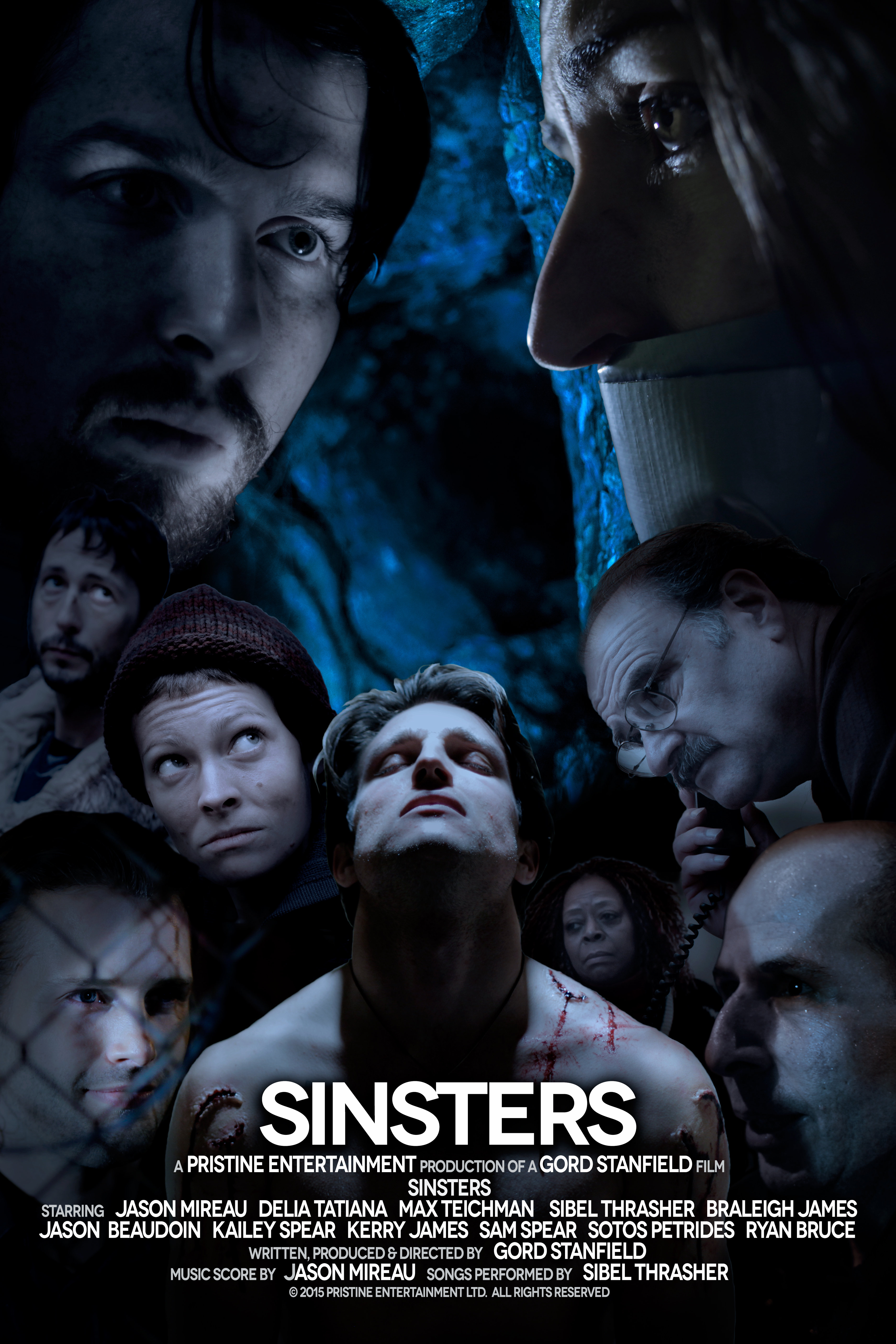 Sinsters (2015)