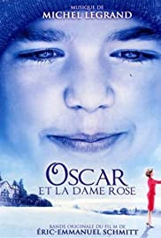 Oscar and the Lady in Pink Poster