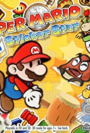 Paper Mario: Sticker Star Poster