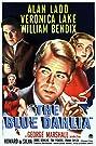 The Blue Dahlia (1946) Poster