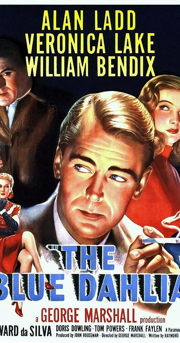 Subtitle of The Blue Dahlia
