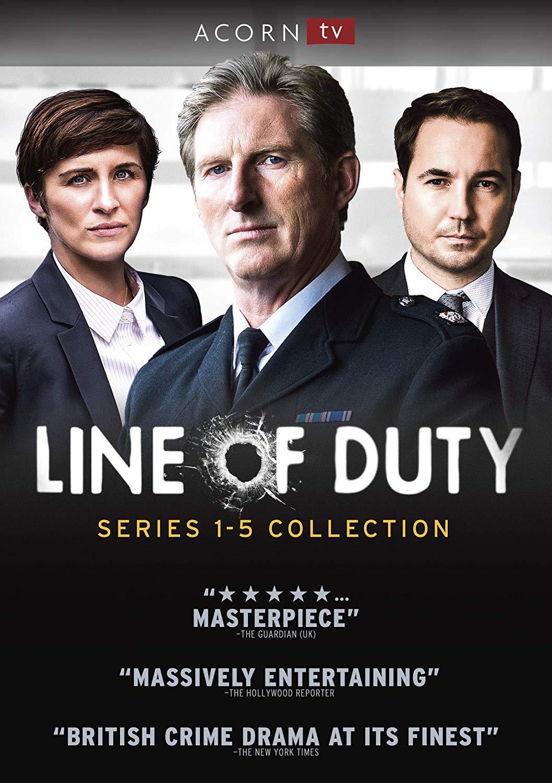 ĮSTATYMO VARDU (2 sezonas) / LINE OF DUTY