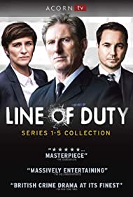 Adrian Dunbar, Vicky McClure, and Martin Compston in Line of Duty (2012)