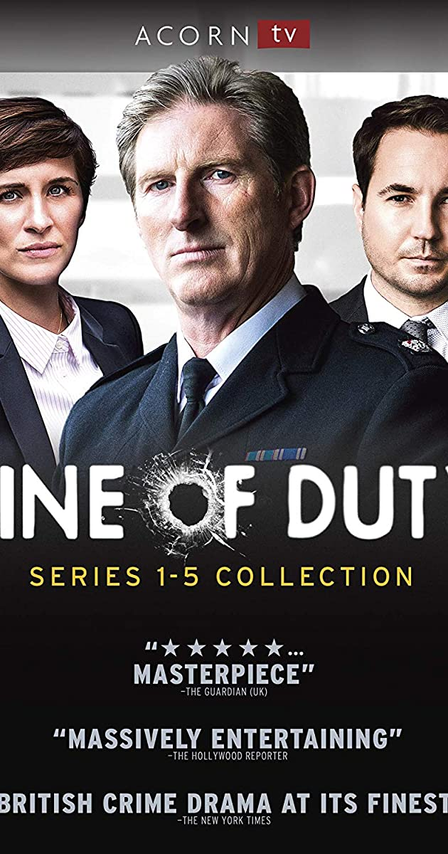 Line Of Duty Tv Series 2012 Imdb