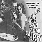 Gianna Maria Canale, George Raft, and Massimo Serato in Dramma nella Kasbah (1953)