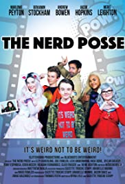 The Nerd Posse Poster