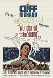 Wonderful to Be Young! Poster