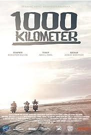 1000 Kilometer Poster