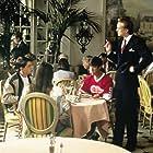Matthew Broderick, Mia Sara, Alan Ruck, and Jonathan Schmock in Ferris Bueller's Day Off (1986)
